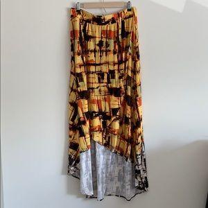 Anthro High/Low Skirt